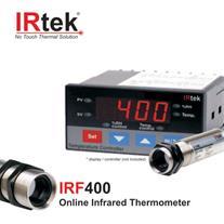 دماسنج لیزری آنلاین آی آر تک IRTEK IRF400