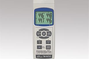 دماسنج دیتالاگر 4 کاناله مدل LUTRON TM-947SD