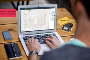 ردیاب شخصی آهنربایی GPS. جی پی اس شخصی آهنربایی