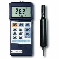 اکسیژن متر محلول و محیطی لوترون مدل LUTRON DO-5510