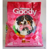 غذای خشک سگ با طعم بره و برنج