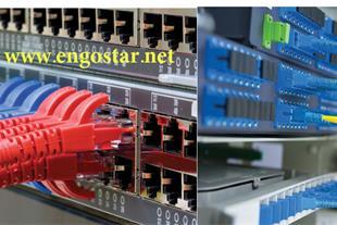 راه اندازی شبکه - تجهیزات شبکه مشهد