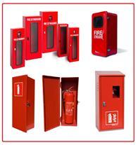 جعبه آتش نشانی استیل - فروش جعبه آتش نشانی