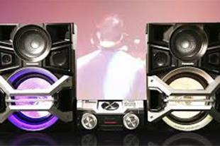 سیستم صوتی شیک پاناسونیک مدلSB-MAX5000GS