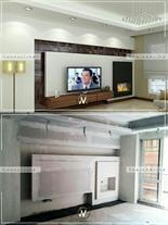 اکیپ کاغذ دیواری ونقاشی ساختمان .کناف .پارکت