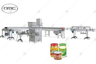 خط تولید و بسته بندی سس مایونز و سس کچاب