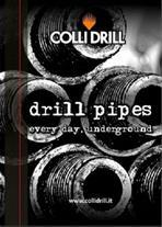 فروش لوله های حفاری به نمایندگی از شرکت Colli Dril
