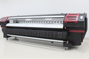 دستگاه چاپ فلکس و بنر واستیکر(اکو سالونت و سالونت)