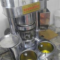 ساخت دستگاه روغن کشی کنجد به روش پرس سرد