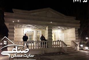 فروش 2300 متر باغ ویلا در مرکز شهریار کد 1002