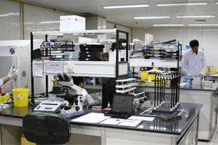 تجهیز آزمایشگاه غذایی-کوره الکتریکی1200دیجیتال