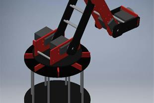 انجام پروژه های رباتیک ، هوشمند سازی ، صنعتی