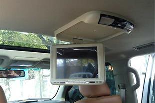 مانیتور سقفی SUV  (نصب در محل )