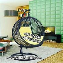 فروش صندلی تابی مدل گرد