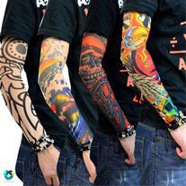 ساق دست با طرح تاتو