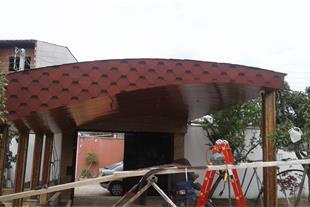 مشاوره و طراحی سقف های شیبدار