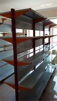 بایگانی ریلی،قفسه انبار ،نیم طبقه فلزی درآذربایجان