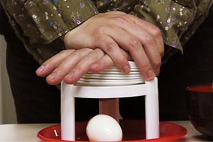 فروش دستگاه تخم مرغ پوست کن