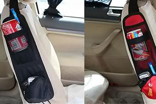 کیف نگهدارنده لوازم پشت صندلی خودرو کوچک