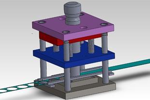 تدریس خصوصی طراحی قالب های فلزی