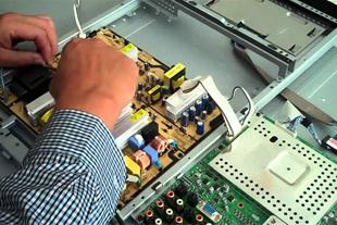 تعمیرات انواع تلویزیون LED , LCD  در مشهد
