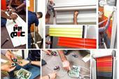 آموزش نصب و راه اندازی درب های اتوماتیک کرکره برقی