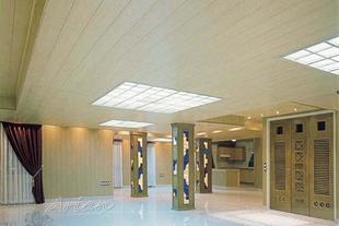 اجرای سقف کاذب ، کناف و انواع پانل پی وی سی