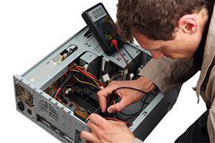 تعمیرات و سرویس رایانه های شخصی و لپ تاپ