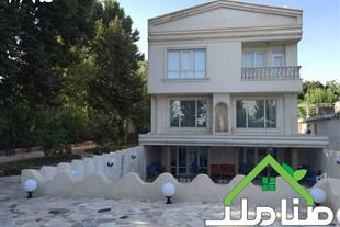 باغ ویلای تریبلکس در تیسفون شهریار کد1069