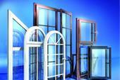 پنجره طرح چوب و نمای ساختمان با upvc در اهواز