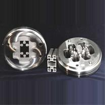 پروفیل آلومینیوم و ساخت قالب اکستروژن