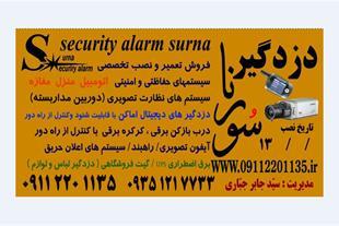 فروشگاه خدمات حفاظتی امنیتی دزدگیر سورنا آمل