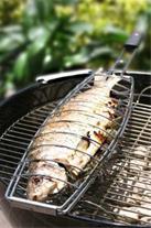 توری ماهی کبابی