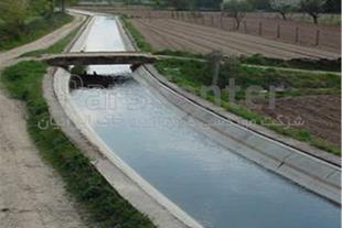 لاینینگ کانال آب با استفاده از GCL