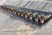 ساخت استخر ذخیره آب با ورق ژئوممبران