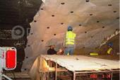 ژئوممبراین پلی اتیلنی سنگین