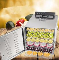 دستگاه خشک کن میوه و سبزیجات 15 سینی