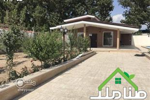 فروش باغ ویلا نقلی در محمدشهر کرج کد1116