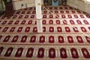فرش سجاده ای کاشان فرش محرابی سجاده فرش مسجد