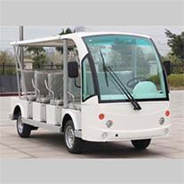 ماشین برقی11 نفره صندلی رو به جلو دورباز