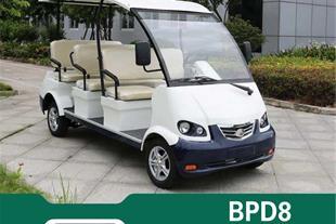 خودروی برقی 8 نفره - BPD8