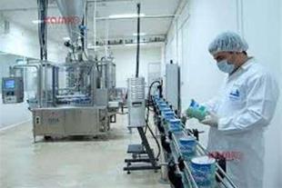 انجام پروژه اتوماسیون صنعتی کارخانه شیر خشک