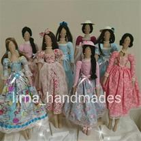 تولید عروسک های دستدوز تیلدا