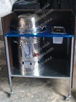 دستگاه پخت ذرت مکزیکی ، دوگانه سوز برقی و گازی