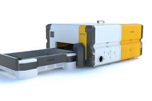 ماشین آلات برش لیزر فلزات