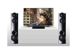 سیستم سینما خانگی 4.2 کاناله الجی مدل LHD677