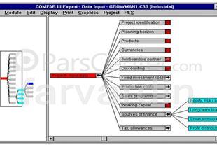 آموزش نرم افزار کامفار در ارزیابی اقتصادی