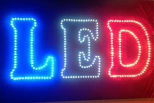 آموزش طراحی و تولید تابلو روان LED