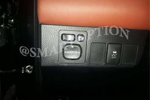 فروش آینه تاشو برقی تویوتا راوفور RAV4 کلید فابریک