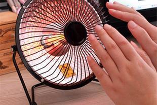 هیتر برقی مدل پنکه Wanjun